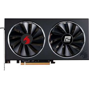PowerColor Radeon RX 5600XT 1460MHz PCI-E 4.0 6144MB 12000MHz 192bit DisplayPort HDMI HDCP Red Dragon (AXRX 5600XT 6GBD6-3DHR/OC) RTL
